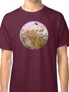 Autumn Goddess Classic T-Shirt