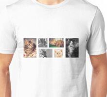 Kittens!!! Unisex T-Shirt
