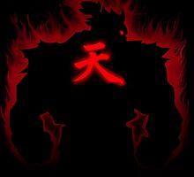 Akuma: Raging Demon by Sean McKendry