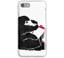 Niffler with Wallet Purse Fantastic Beasts and Where to Find Them iPhone Case/Skin