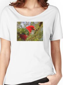 King Parrot Women's Relaxed Fit T-Shirt