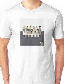 Juventus as simpson style Unisex T-Shirt