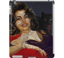 Why Cats Smoke iPad Case/Skin