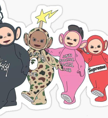 Hypetubbies Sticker