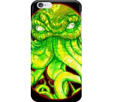 cthulhu cabochon iPhone Case/Skin
