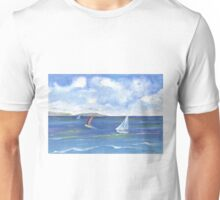 Catalina to Redondo Unisex T-Shirt