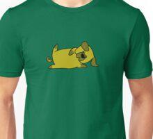 The Yoga Pug Unisex T-Shirt