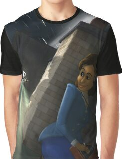Noor Inayat Khan - Rejected Princesses Graphic T-Shirt