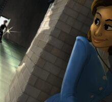 Noor Inayat Khan - Rejected Princesses Sticker