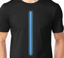 Blue Laser Unisex T-Shirt