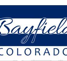 Bayfield Colorado flag stripe Sticker