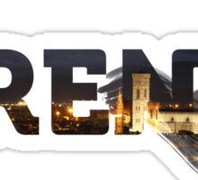 Buona Sera Firenze! Sticker