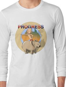 Progress! (Australia) Long Sleeve T-Shirt