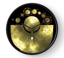 Steven Universe - Yellow Diamond (Galaxy Design) Clock
