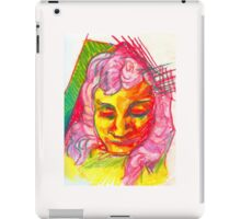 body at rest iPad Case/Skin