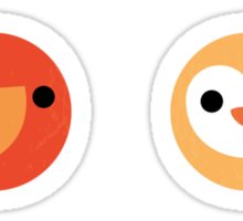 Smiley Face Stickers - Set 1 Sticker