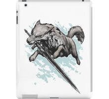 The Swordswolf iPad Case/Skin