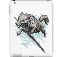 The Swordswolf iPad Case/Skin