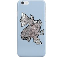 COELACANTH (no background) iPhone Case/Skin