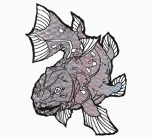 COELACANTH (no background) by HiddenStash