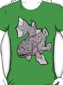 COELACANTH (no background) T-Shirt