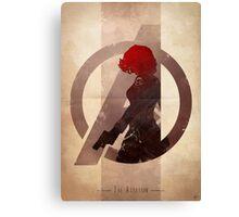 Avengers Assembled: The Assassin Canvas Print