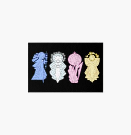 Steven Universe - Diamond Leaders Art Board