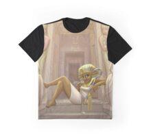 Hatshepsut - Rejected Princesses Graphic T-Shirt