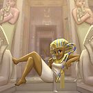 Hatshepsut - Rejected Princesses by jasonporath