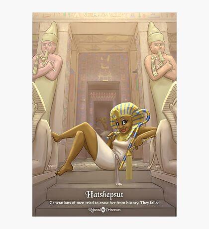 Hatshepsut - Rejected Princesses Photographic Print