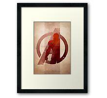 Avengers Assembled: The Prodigy Framed Print