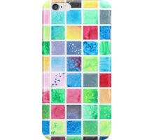 Grid Painting iPhone Case/Skin