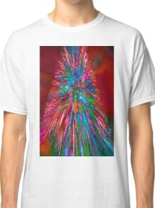 Colorwork Tree Classic T-Shirt