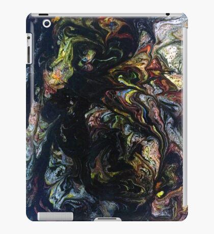 Black Bass 1 iPad Case/Skin