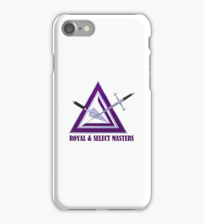 Royal & Select Masters iPhone Case/Skin
