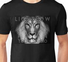 Lionflow Yoga Studio Sign Unisex T-Shirt