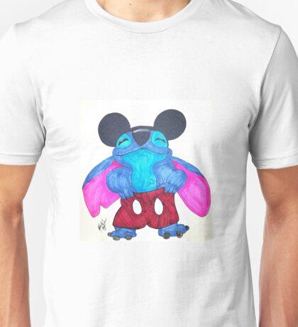 """Silly Stich"" Unisex T-Shirt"
