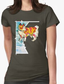 speckled space manx cat T-Shirt