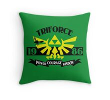 1986 Throw Pillow
