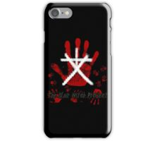 The Blair Witch Project Minimalist Design iPhone Case/Skin