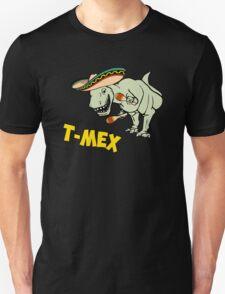 T-Mex T-Rex Mexican Tyrannosaurus Dinosaur Unisex T-Shirt