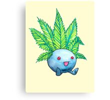 the weed smokemon Canvas Print