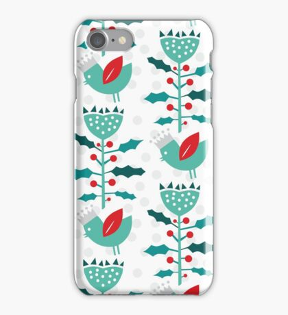 Holly Days iPhone Case/Skin