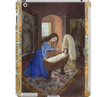 Selkie mother and baby iPad Case/Skin