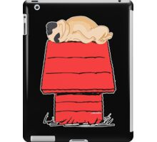 Snoopy Pug iPad Case/Skin