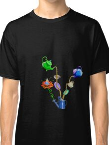 Watering the Flowers 2.0 Classic T-Shirt