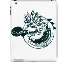 your luck is gonna change iPad Case/Skin