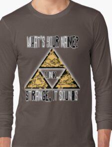 Triforce - Legend of Zelda - Ocarina of Time Long Sleeve T-Shirt