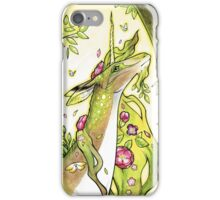 Unicorn - Heart of the Forest iPhone Case/Skin