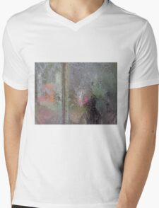 Water colours Mens V-Neck T-Shirt